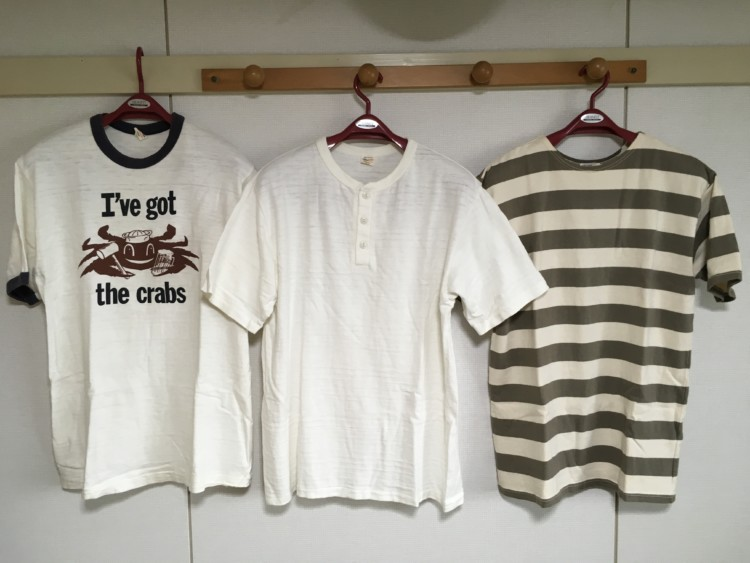 WARE HOUSE Tシャツ