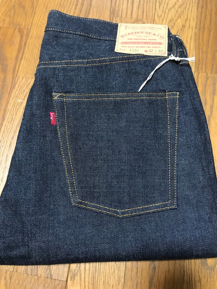 ウエアハウスlot1101 福袋専用モデル